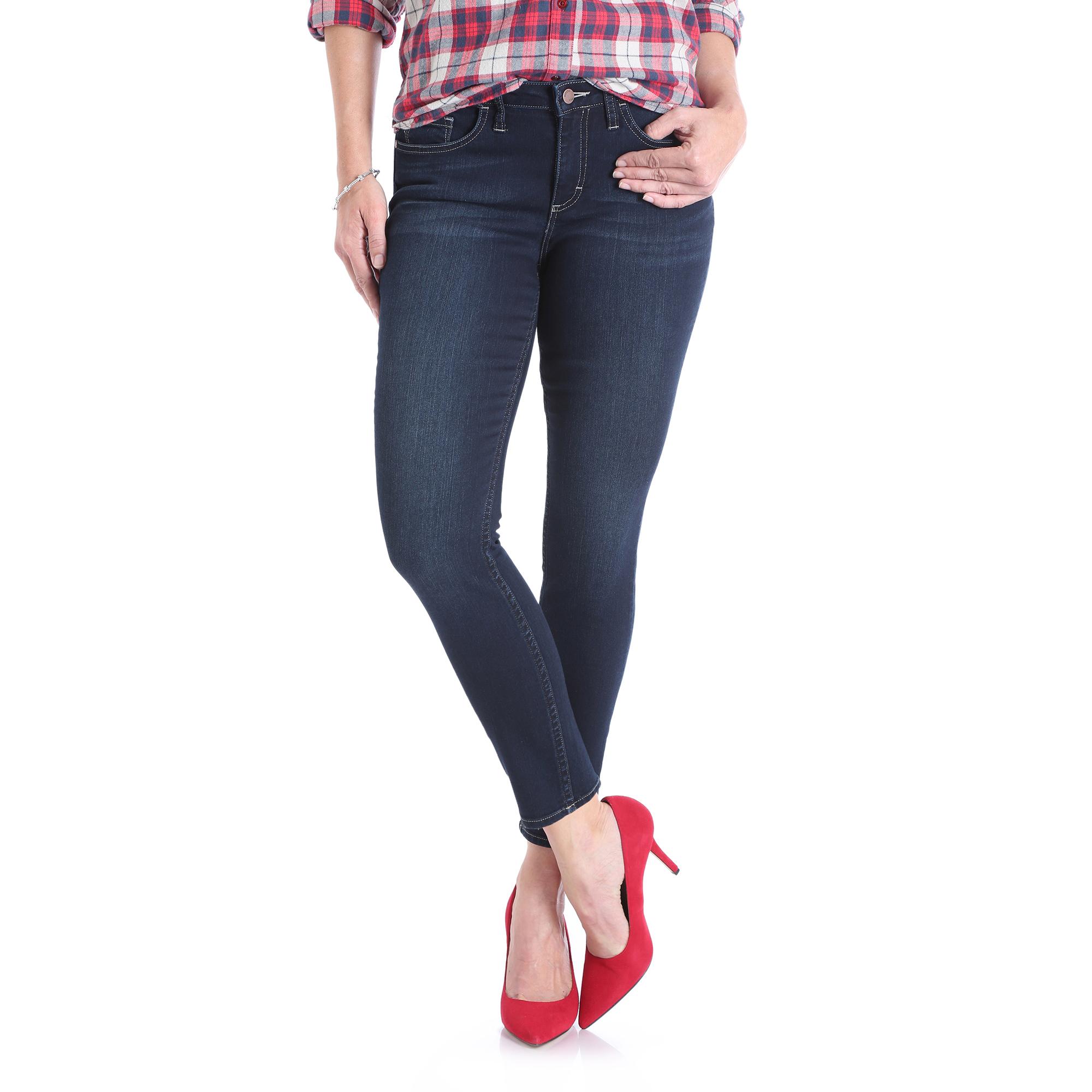 1SMSCW2 - Midrise Skinny Jean