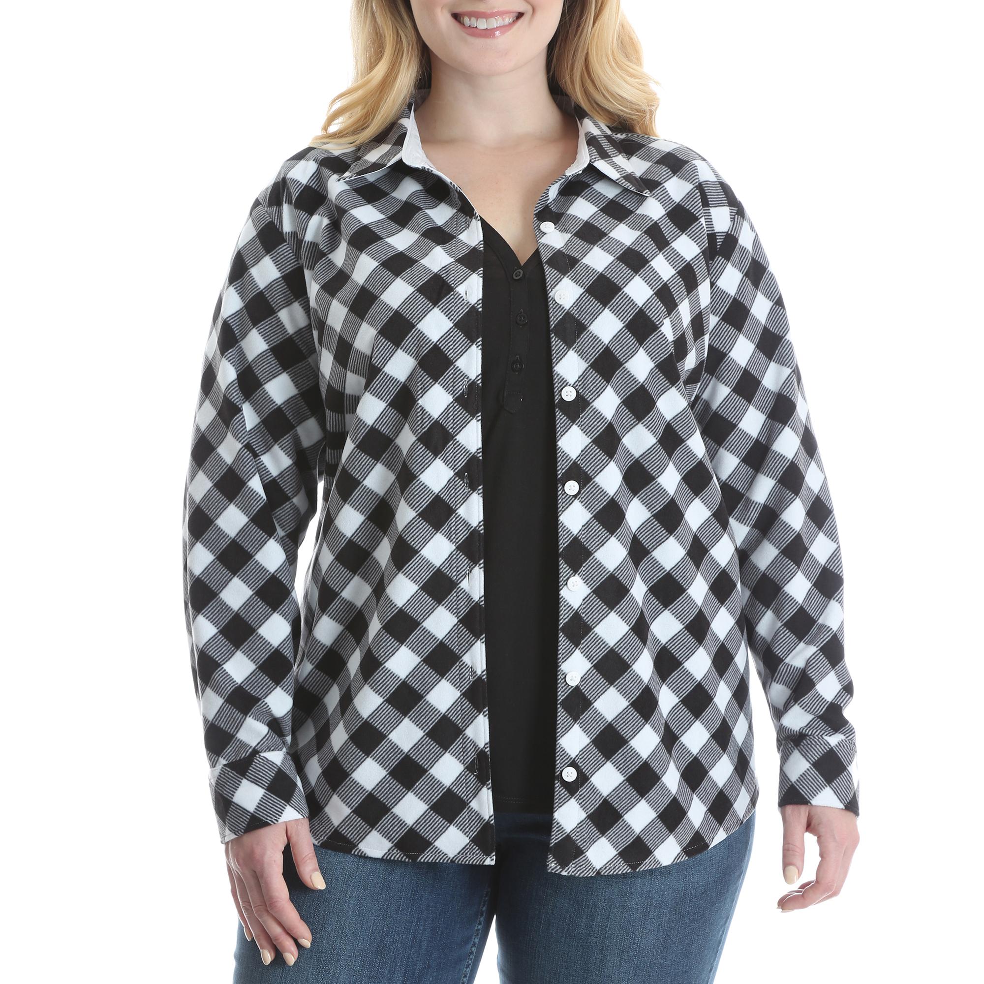 JLP6MWW - Fleece Shirt