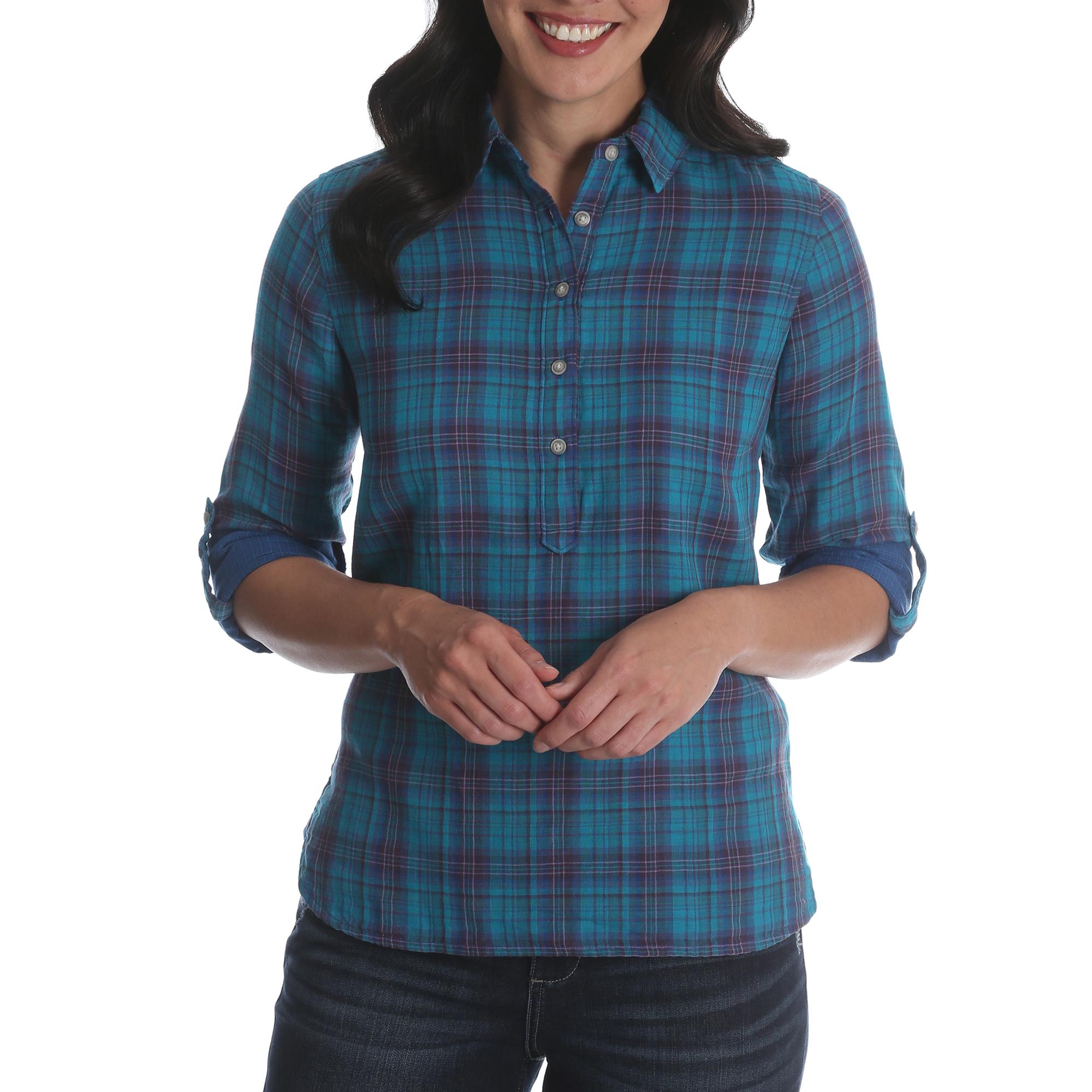 SLP6KVB - Double Cloth Shirt
