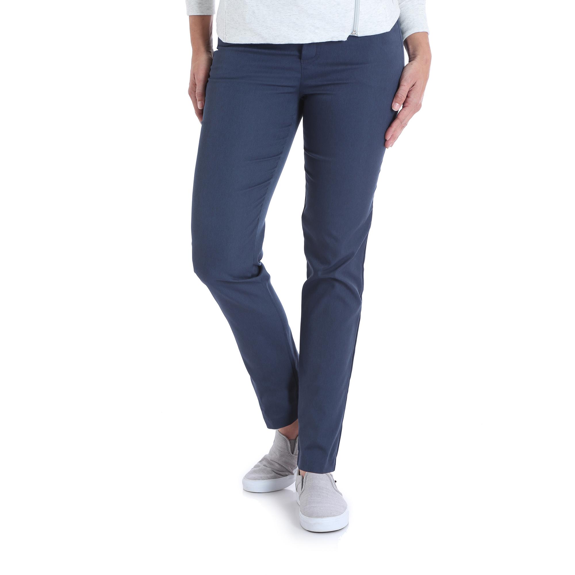 W36CS46 - On-the-Go Slim Ankle Pant