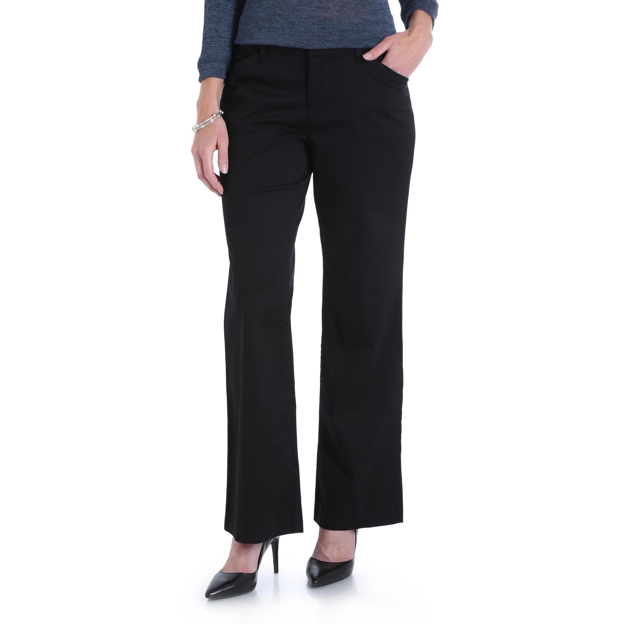 W36CT08 - Knit Curvy Trouser