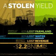 A Stolen Yield: The Cost of Israeli Restrictions on Palestinian Farming