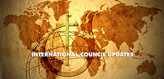 International Council Update