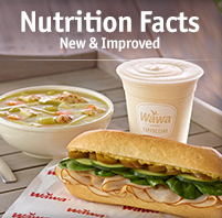 Nutrition Facts: New & Improved