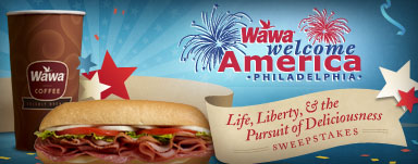 Wawa Welcome America 2013