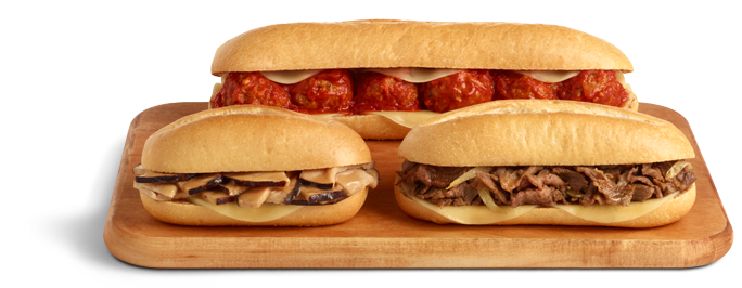 Wawa's fresh baked rolls for its hoagies