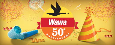 50 Years of Wawa!