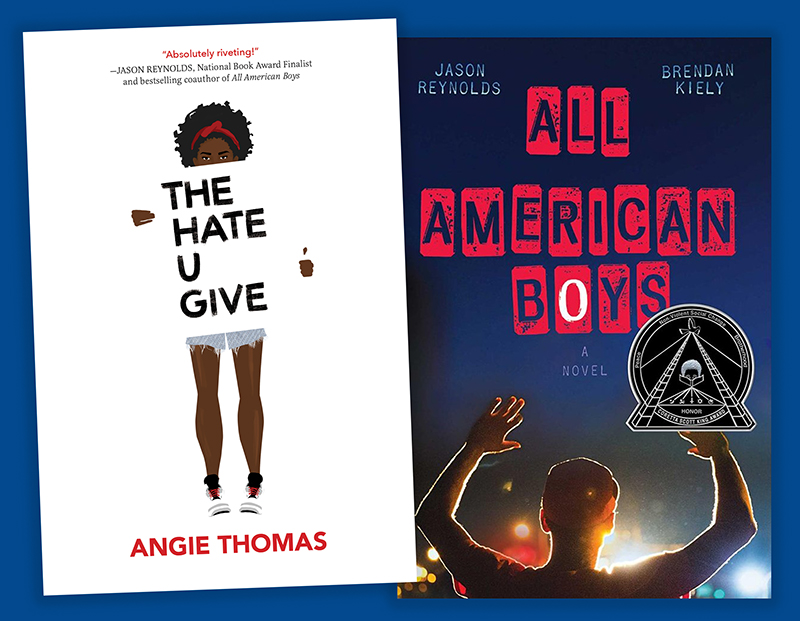 "SC Police Union Challenges Summer Reading List with ""The Hate U Give"" and ""All American Boys"""