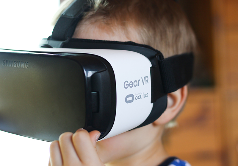 VR Use Should be Minutes, Not Hours. New Study on Kids and Virtual Reality Advises Parents, Educators.