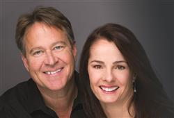 Brent Crawford and Audrey Azad
