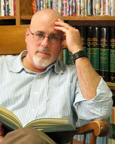 The Rev. Darren Cushman Wood. Courtesy photo