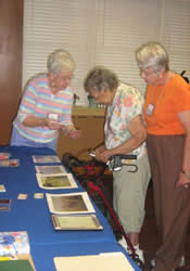 OASIS at First United Methodist Church in Corpus Christi provides resoite for caregivers and socialization for people with Alzheimer's Disase and other forms of dimentia.