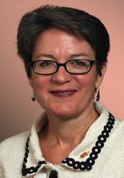 Bishop Sally Dyck