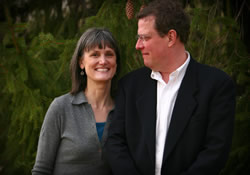 Nancy and Dr. Matthew Sleeth are founders of Blessed Earth.