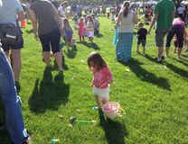 Citywide Easter egg hunt sponsored by Boulder City United Methodist Church. Photo courtesy The Desert Connection.