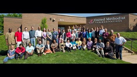 Staff of United Methodist Communications