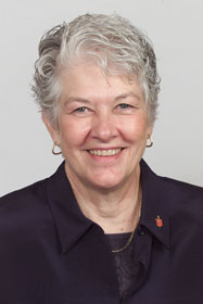 Bishop Sharon Zimmerman Rader