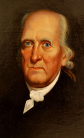 Phillip William Otterbein. Courtesy of the United Methodist Commission on Archives and History.