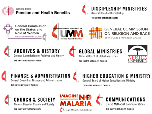 General Agencies of The United Methodist Church