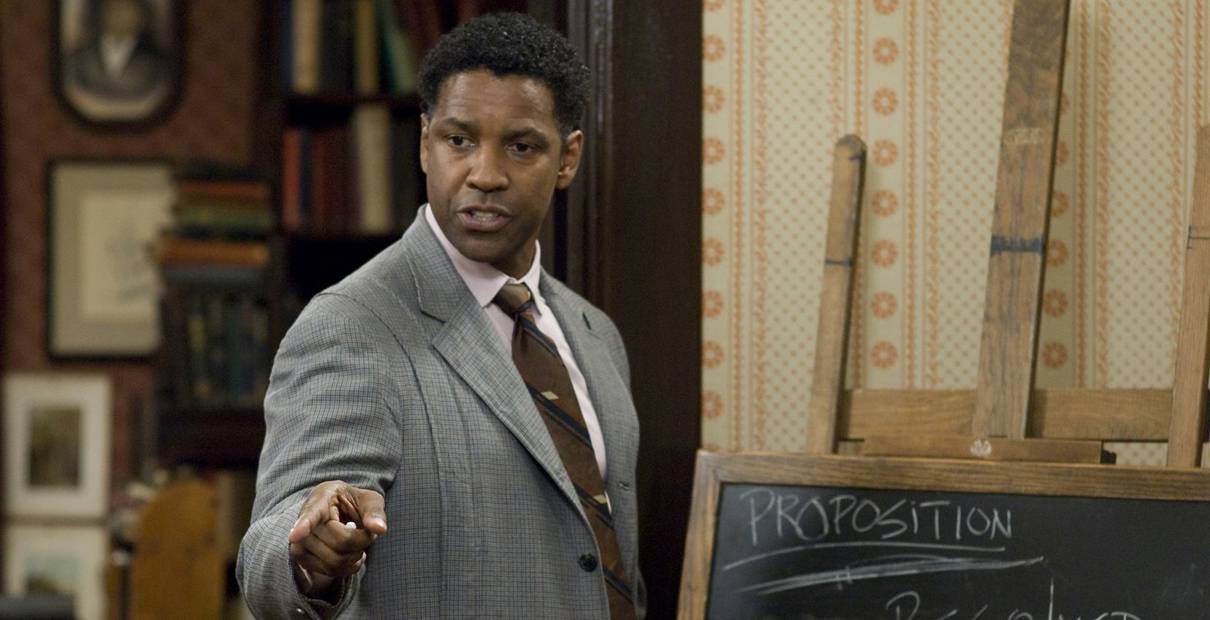 Denzel washington debaters movie website