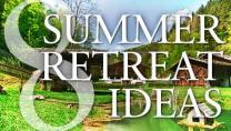 8 summer retreat ideas: UMC camp history and locations