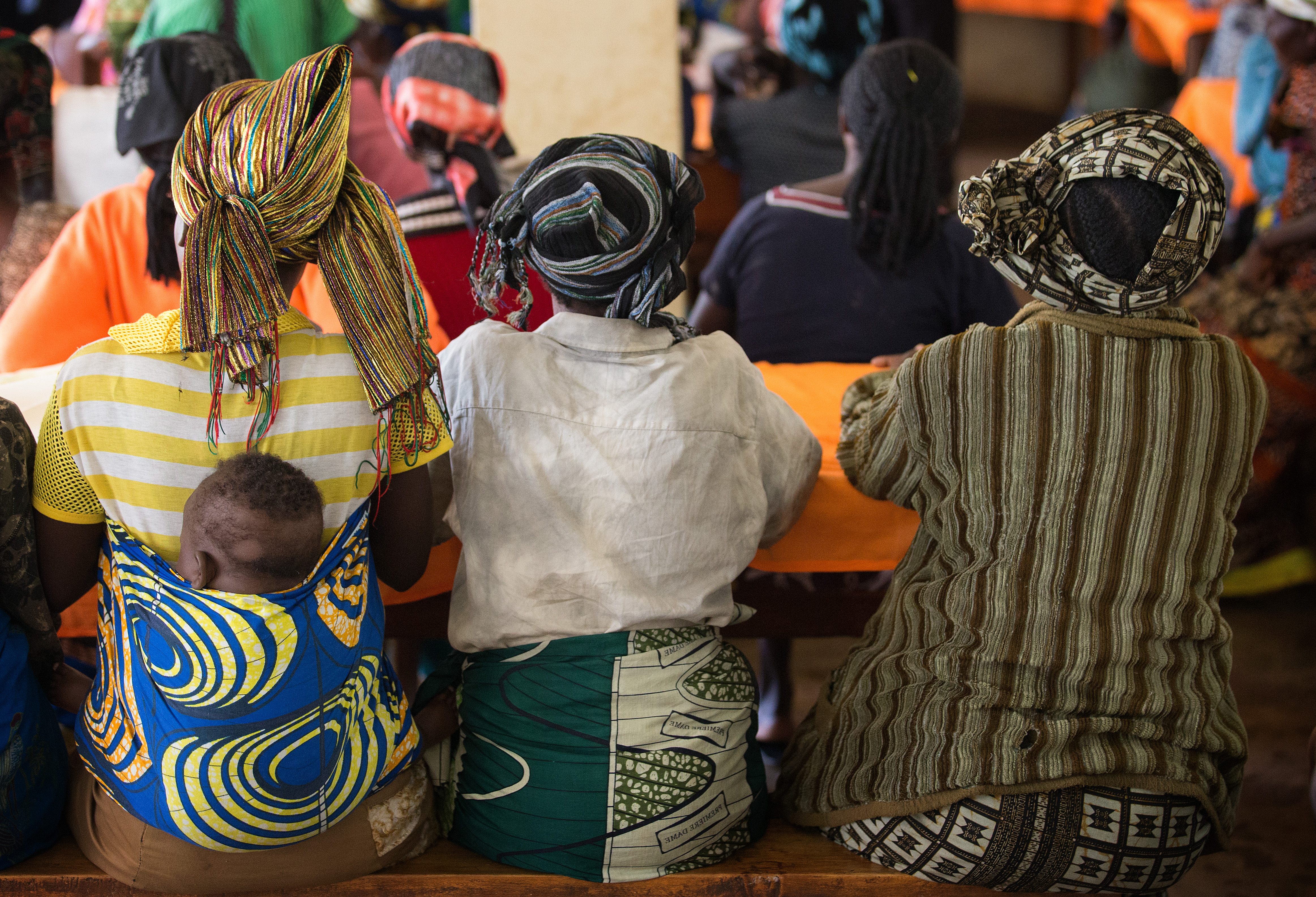 Panzi Hospital in Bukavu, Democratic Republic of Congo, cares for women who are survivors of sexual assault. Photo by Mike DuBose, UMNS