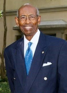Harold E. Batiste Jr. Photo courtesy of United Methodist Men