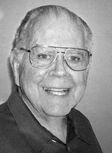 The Rev. Lyle E. Schaller. Photo courtesy of United Methodist Ministry Matters