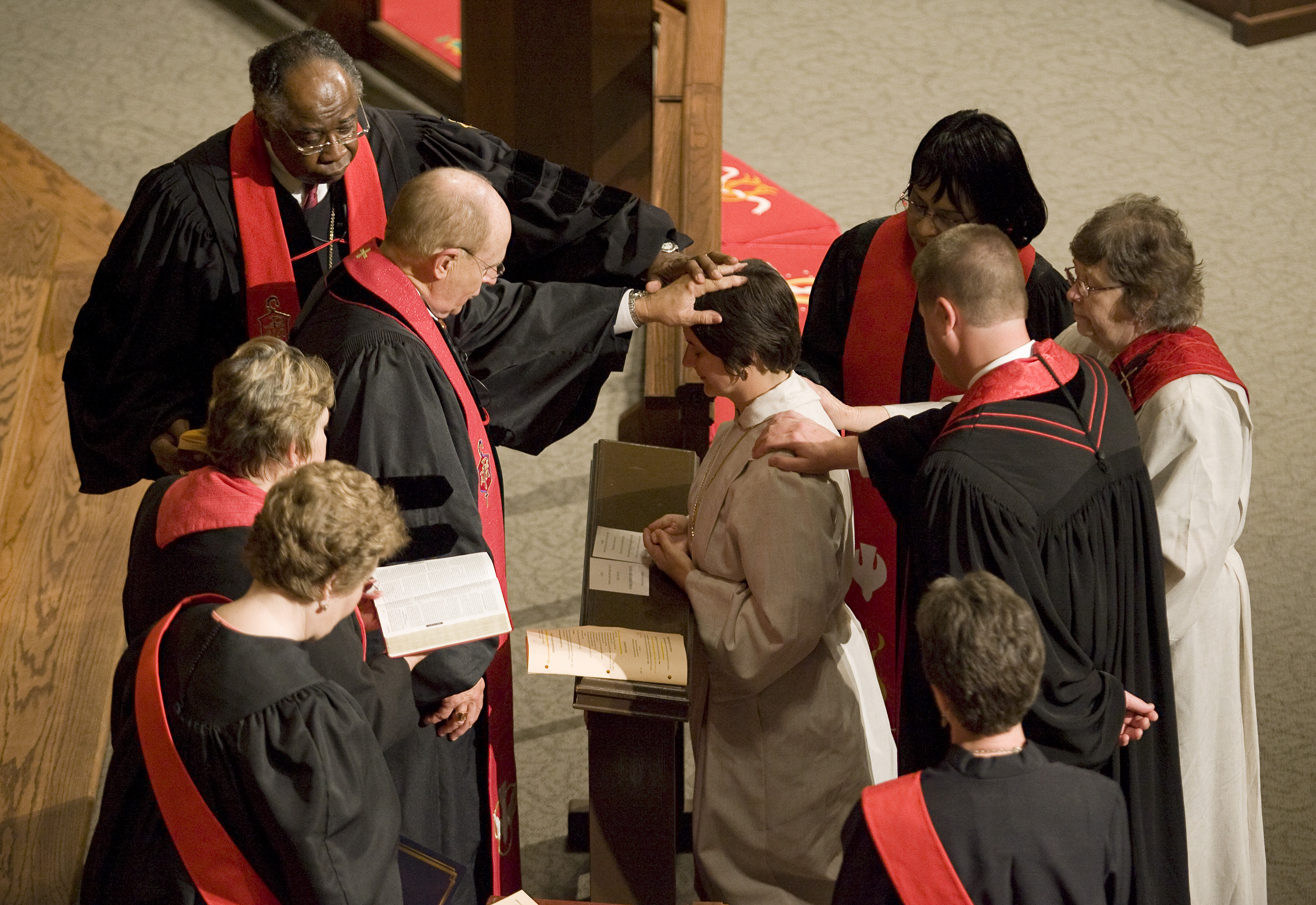 Commentary preaching tips for new clergy the united methodist church for Ordination images