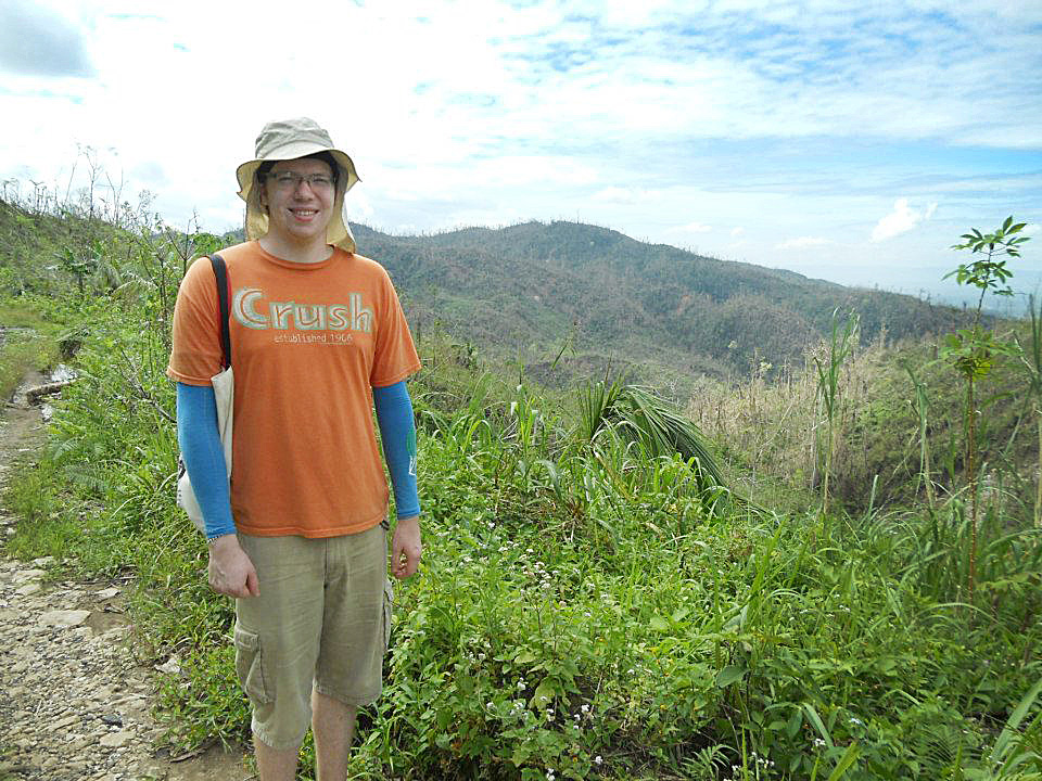 Adam Shaw has been informed that an order to leave the Philippines is imminent but it has not been served. Photo courtesy of the United Methodist Board of Global Ministries.