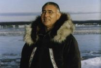 Charley Brower, the first Native Alaskan pastor appointed by the United Methodist Church.