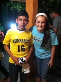 Lindsey White soccer player