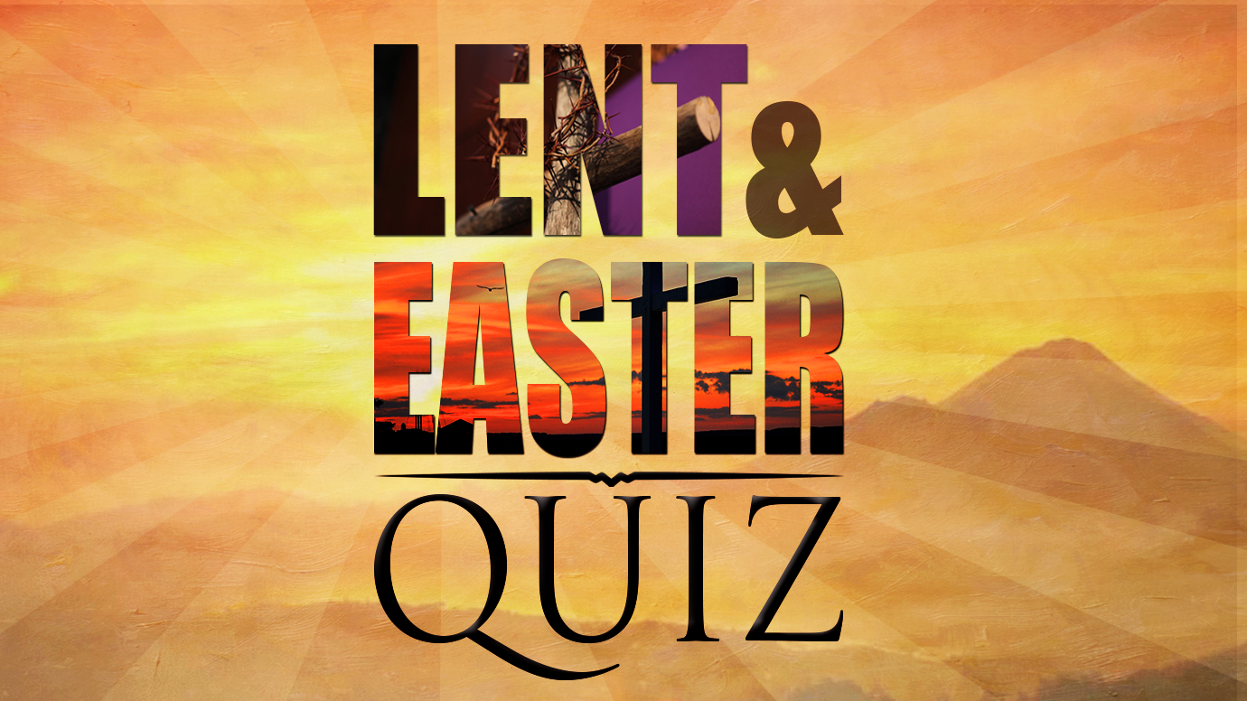 Lent Quiz logo