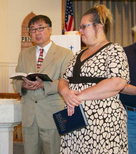 The Rev. Joseph Kim