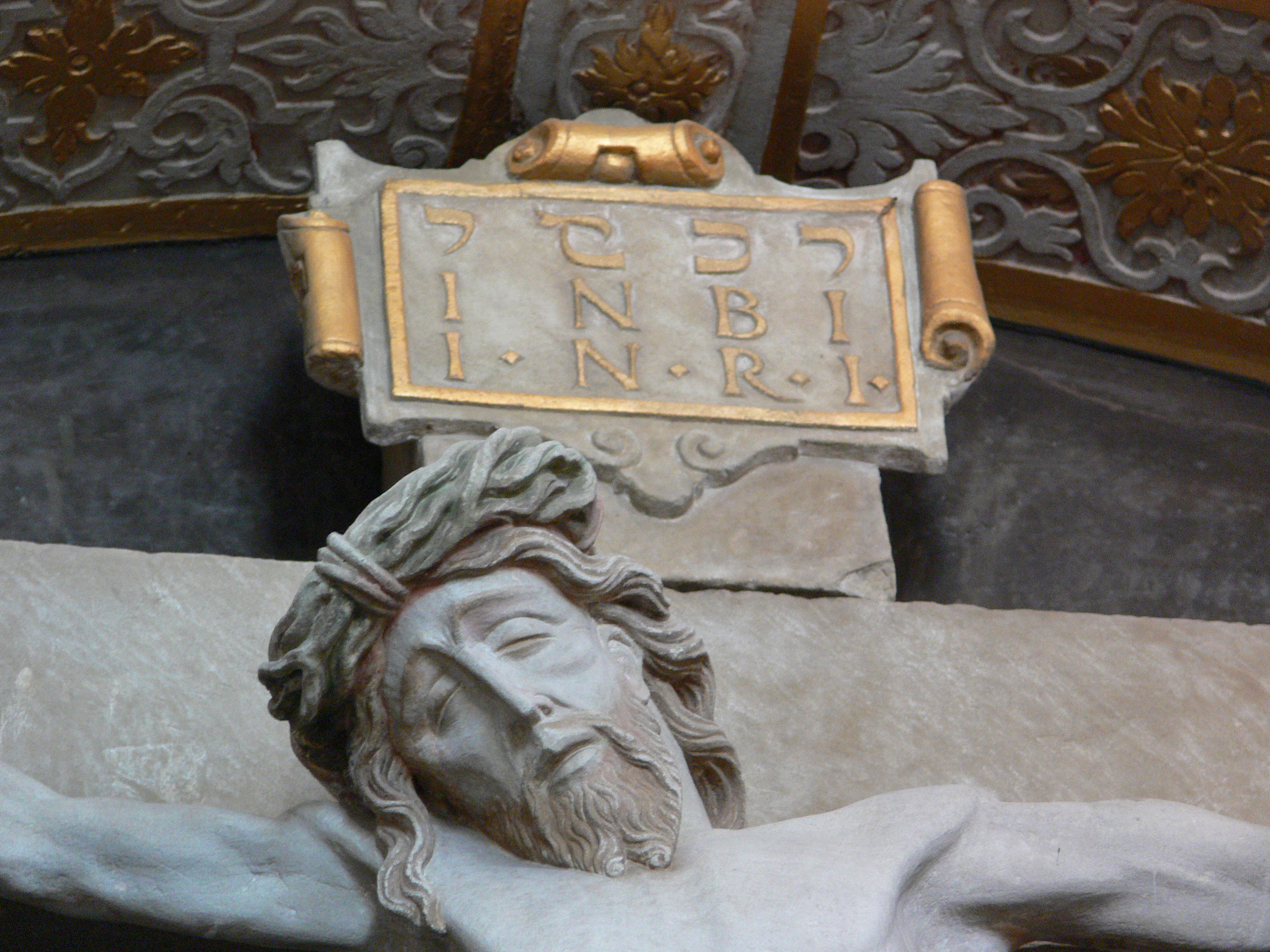 Lent Quiz: What does INRI mean on a crucifix? – The United ...