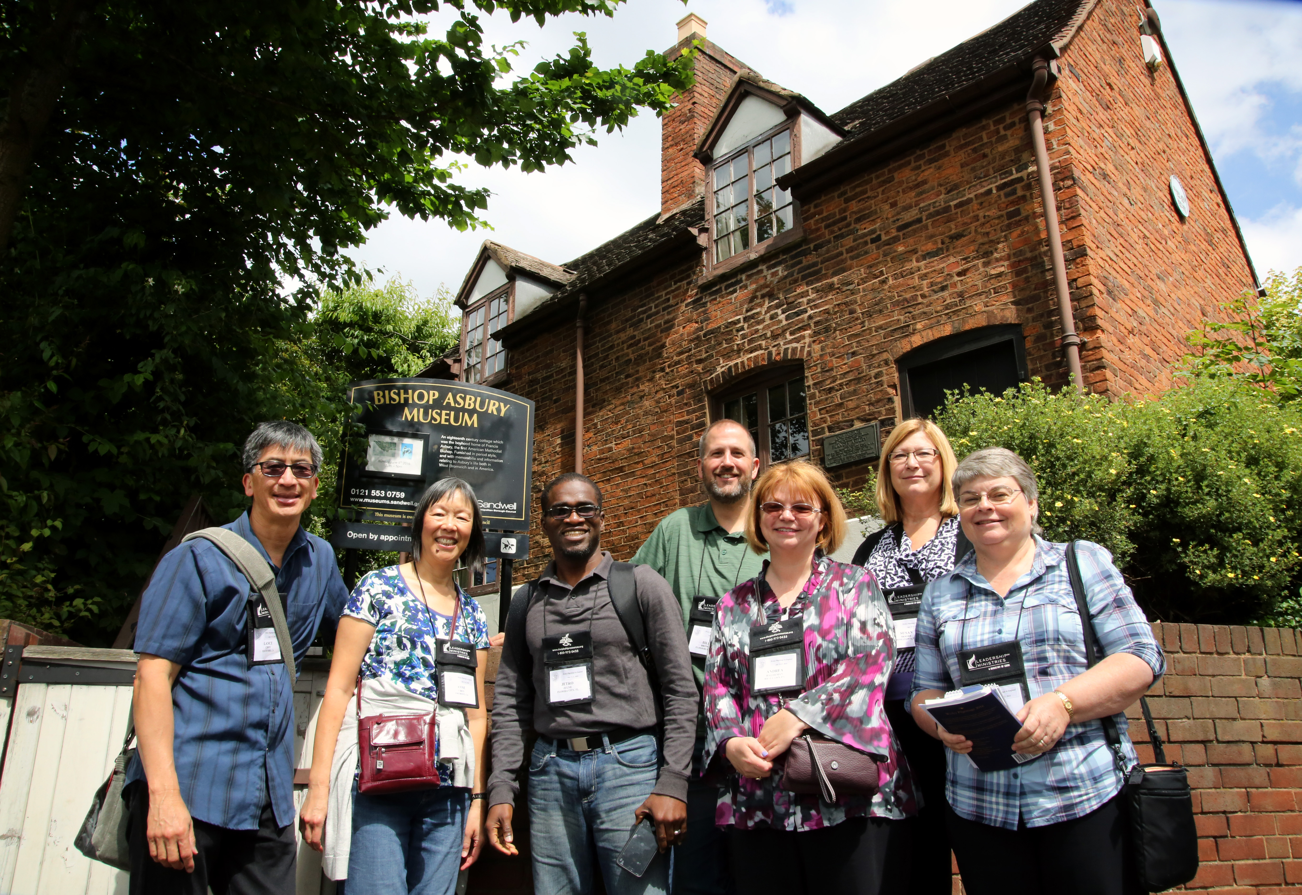 View the Wesley Pilgrimage slideshow.