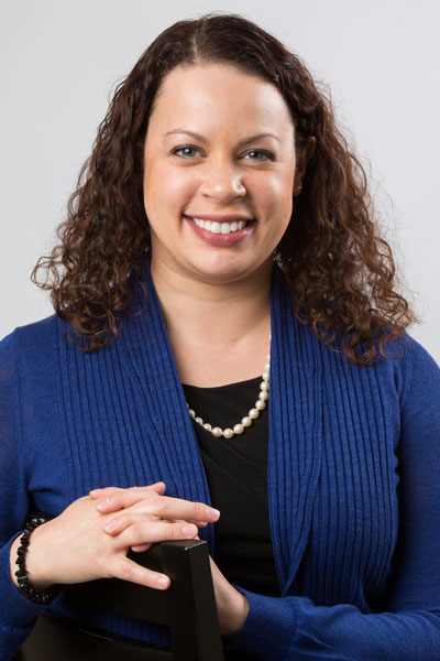 The Rev. April Casperson serves as Director of Diversity and Inclusion for the West Ohio Conference.