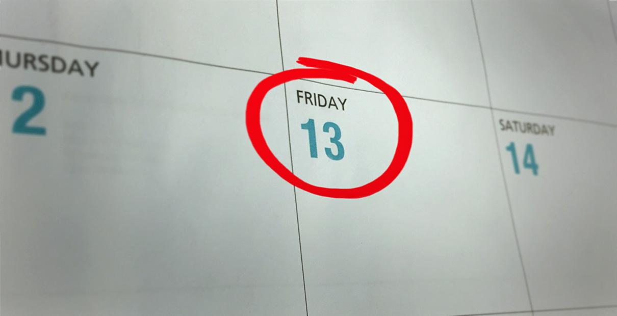 Faith Vs Myth Why Is Friday The 13th Bad The United Methodist