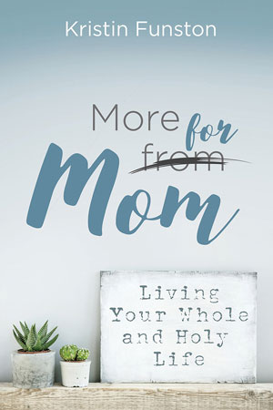 More for Mom book cover