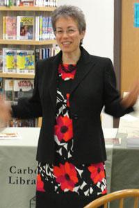 Pastor and author Rebekah Simon-Peter