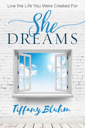 She Dream book cover
