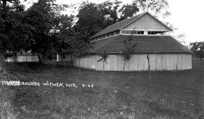 Witwen Tabernacle is more than 100 years old.