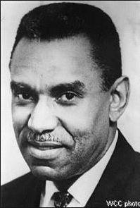 Portrait of Bishop Roy Nichols.