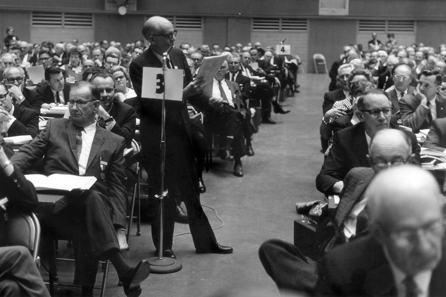 There has only been one other special session of General Conference in the history of The United Methodist Church.