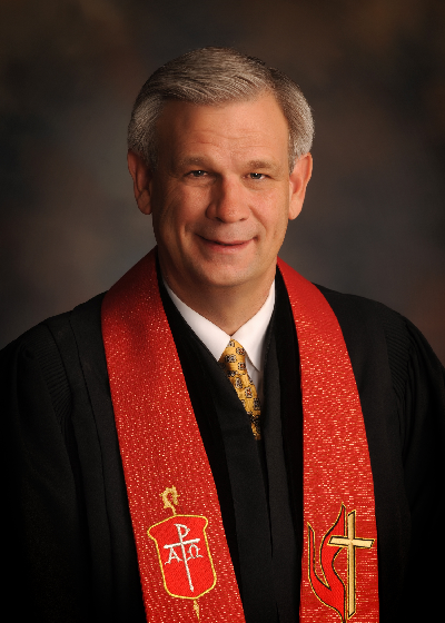 Bishop William T. McAlilly