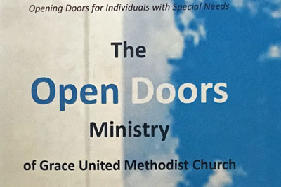 Opening doors to people with special needs.