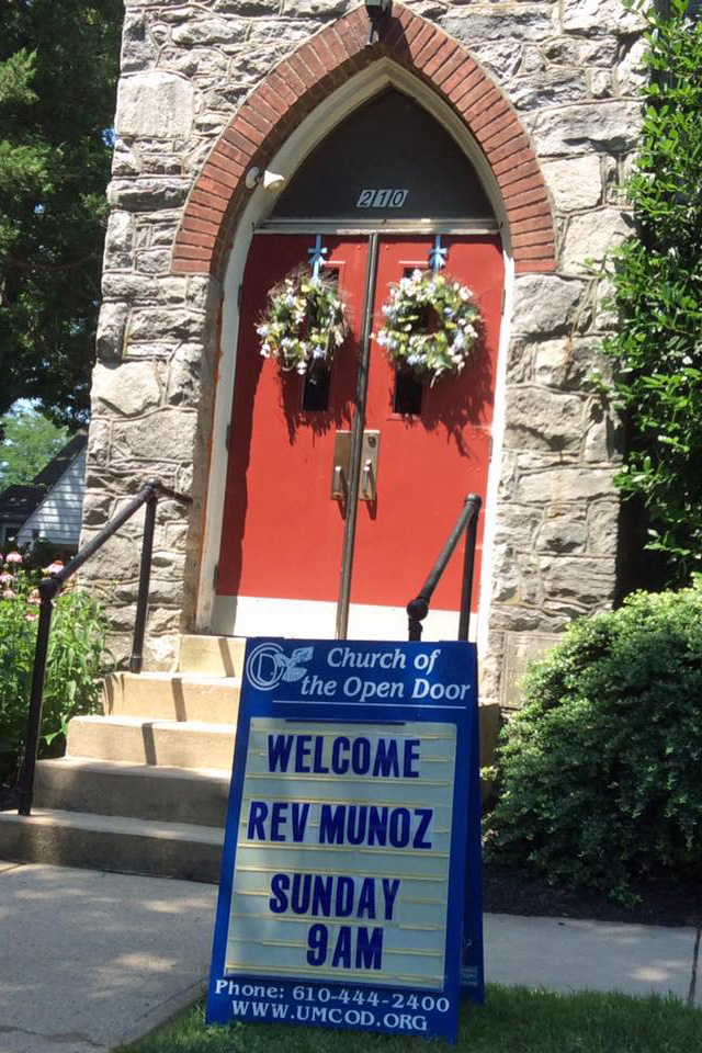 The United Methodist Church of the Open Door is an intentionally diverse congregation.