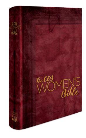 CEB Women's Bible, courtesy of Abingdon Press.
