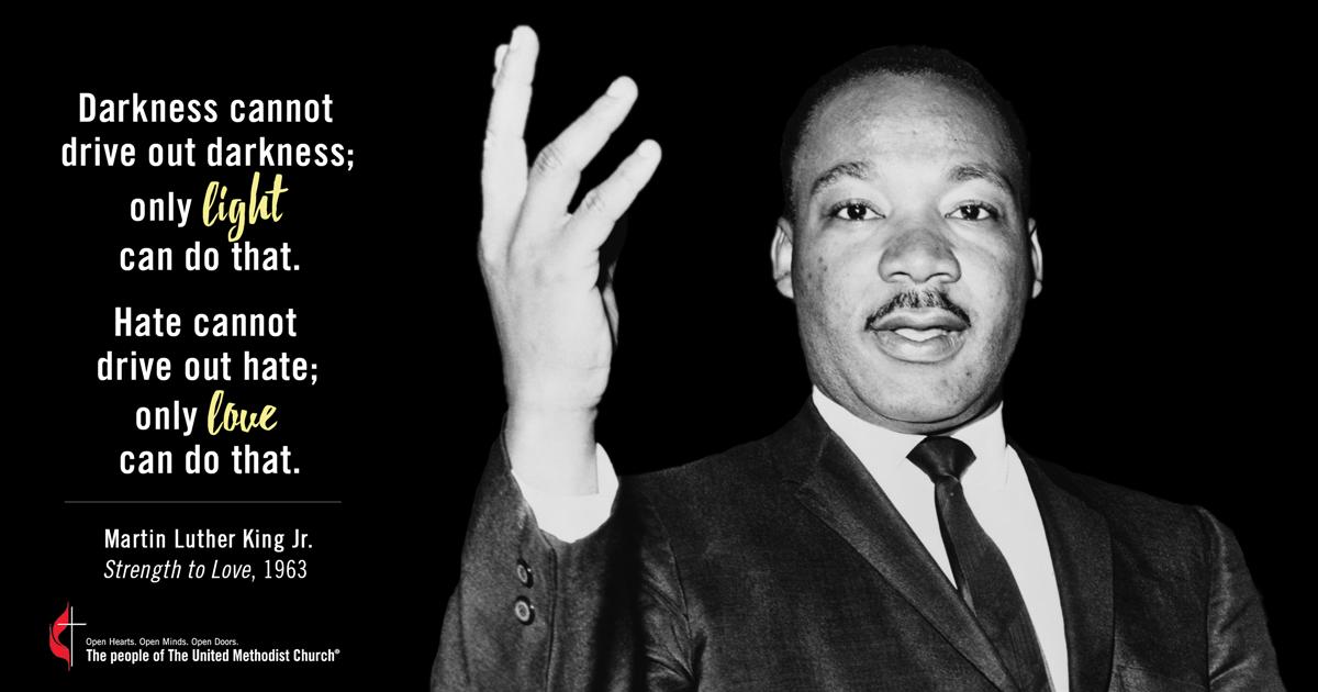 Social Media Graphics Celebrating Martin Luther King Jr United