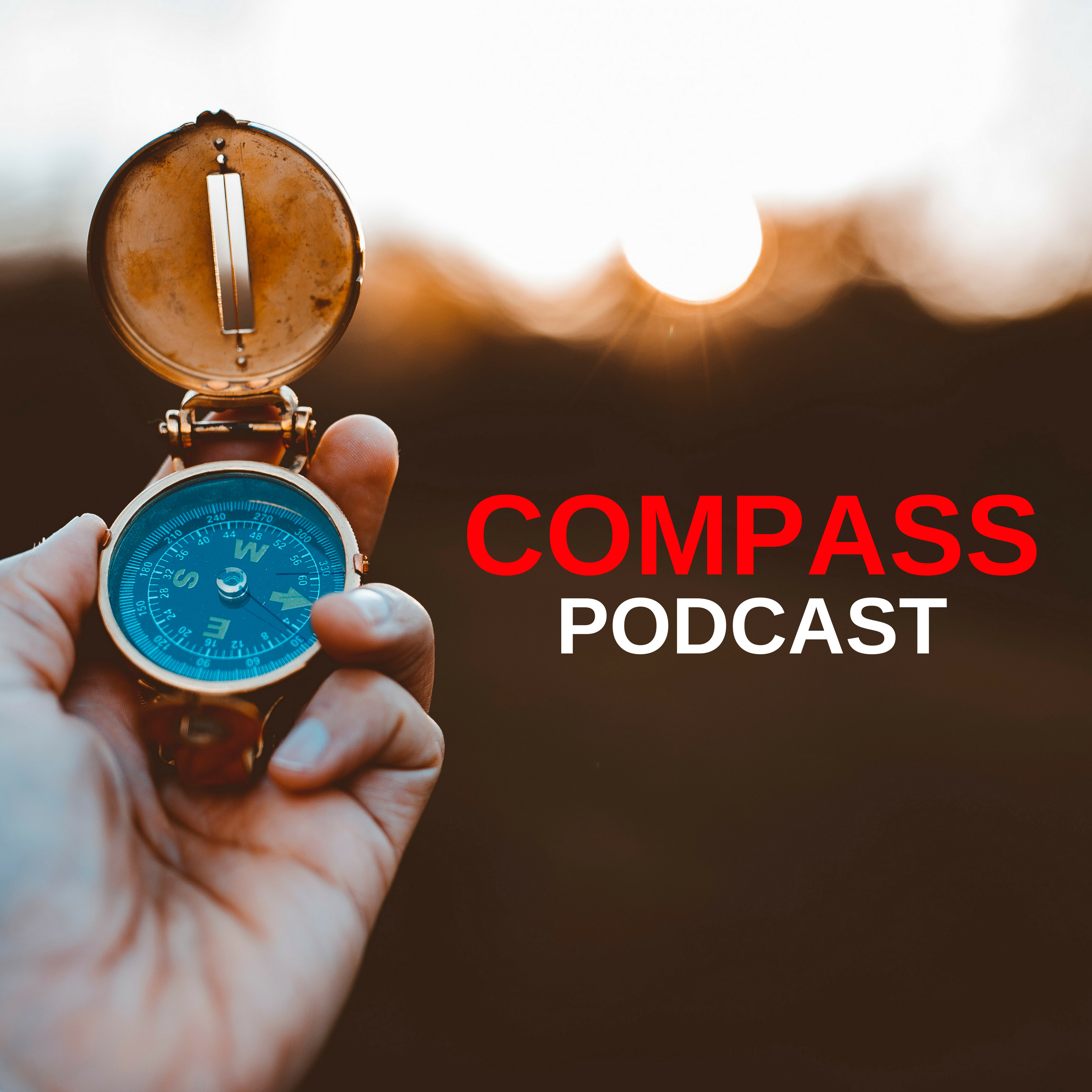 Compass Podcast: Finding the spirituality in the day-to-day